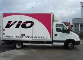 Ongebruikt Verhuiswagen huren aan de beste prijs   Vio MZ-94