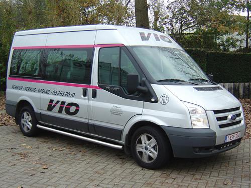 9 persoons busje huren 8 personen 1 chauffeur vio. Black Bedroom Furniture Sets. Home Design Ideas