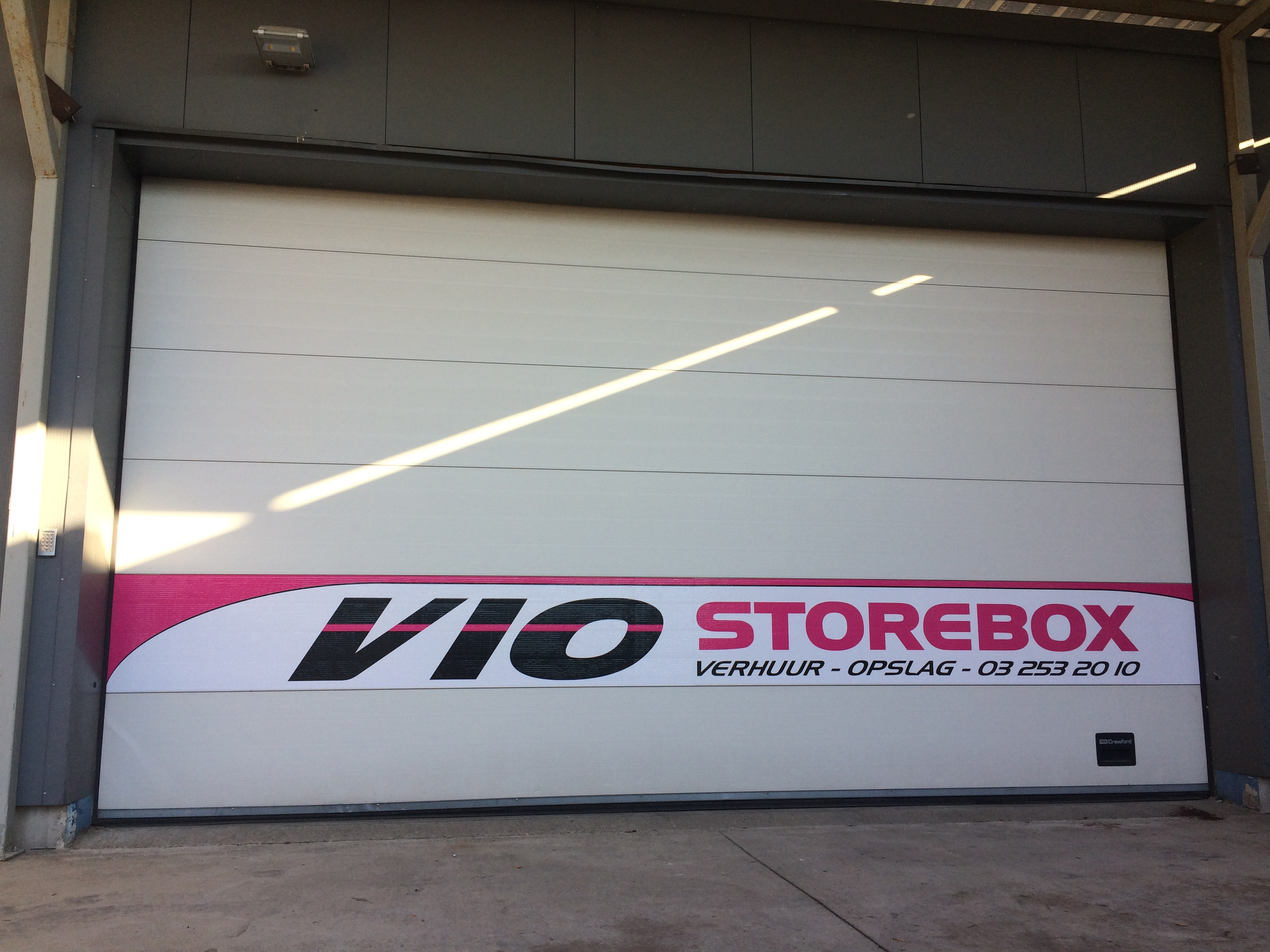 VIO STOREBOX Sint-Niklaas